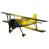 Самолет Dynam Pitts model 12 3D Brushless RTF 1067 мм 2,4 ГГц (DY8947-Yellow RTF)