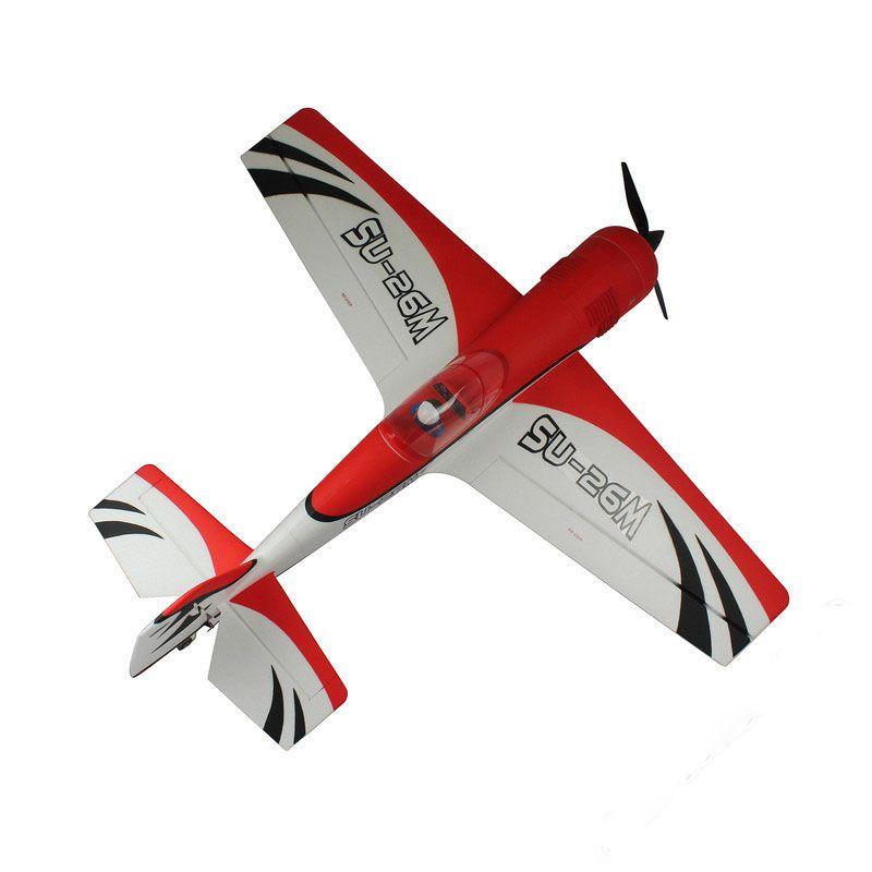 Самолет Dynam SU26 3D Brushless RTF 1200 мм 2,4 ГГц (DY8948-Red RTF)