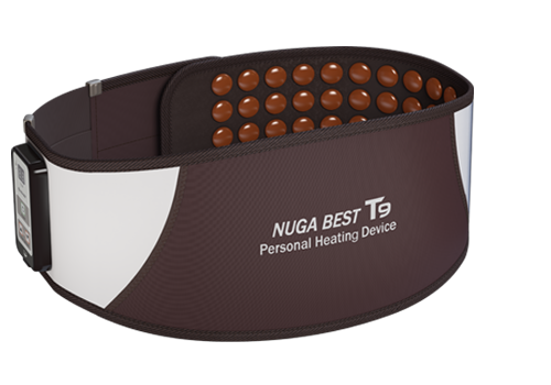 Турманиевый пояс-массажер T9 Nuga Best
