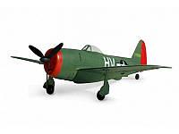 Самолет Thunder Tiger SkyZone Micro P-47 Thunderbolt SC RTF 395 мм 2,4 ГГц (4382SZ)