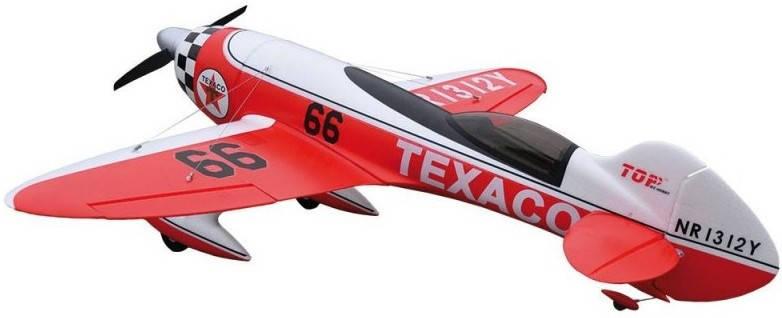 Самолет TOP-RC GeeBee R3R Brushless PNP 1200 мм 2,4 ГГц (TOP010B), фото 2