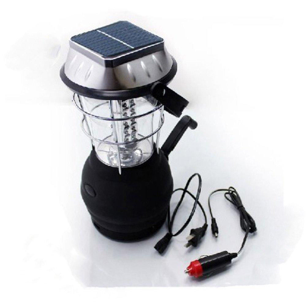 34b12fa77c25 Кемпинговый динамо-фонарь на солнечной батарее Super Bright LED LaiTuo  LT-768R с радио