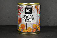 Mango Coconut Chutney Манго Кокос Чатни