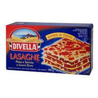 Макароны для фаршировки Divella Lasagne 500 г (Италия), фото 1