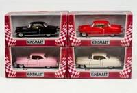 Коллекционная машинка Cadillac Series 62 Coup 1953