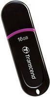 Флеш-драйв TRANSCEND JetFlash 300 16 GB Черный