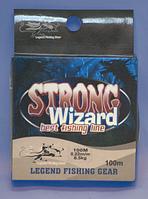 Рыболовная леска Strong Wizard (0.22mm)