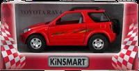 Коллекционная машинка Toyota RAV4