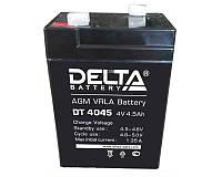 Аккумулятор в фонарик 4вольт - 4 ампера