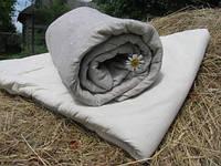 Льняные одеяло Lintex с льняной тканью 140х205