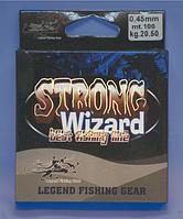 Рыболовная леска Strong Wizard (0.45mm)