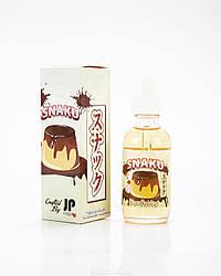 Nihon Pudding  Сливочный крем + Карамель - Snaku (3 мг   60 мл)