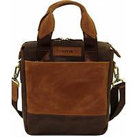 Стильная сумка из матовой кожи Vatto Mk33.2Kr450.190