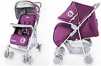 Детская коляска Tilly Voyage T-161 Purple-2