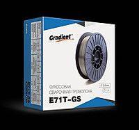 Сварочная проволока порошковая Е71Т-GS (0.8мм/1кг)