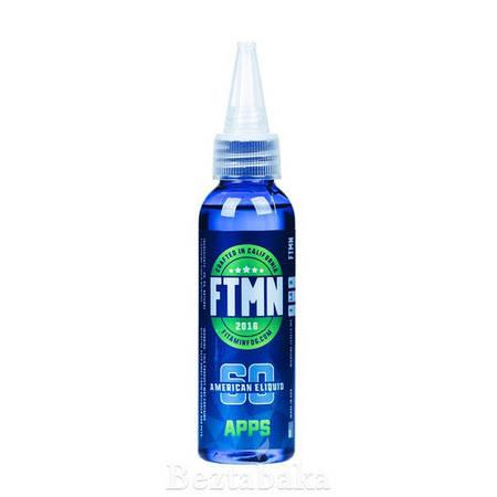 Apps   Лайм + Вишня + Клубника + Фрукты с сахаром - FTMN (3 мг   60 мл)