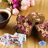 Чай травяной «Бурый сахар и роза»