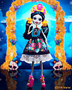 Кукла Монстер Хай Скелита Калаверас Коллектор коллекционная Monster High Skelita Calaveras, фото 4