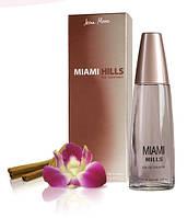 Женская туалетная вода Jean Marc Miami Hills, 30 мл