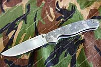 """Нож нескладной""""Пиксель"""" 9Сr18MoV,надежный замок  ,рукоять G-10"""