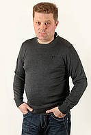 Свитер мужской Tony Montana 211092 серый Размеры L