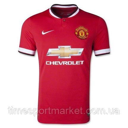 Форма Манчестер Юнайтед домашняя 2015 - 2016, фото 2