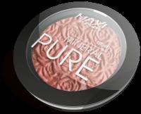 Румяна Maxi Color Mineral Pure - тон №4 Розовый Шелк