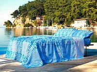 Постельное белье Marie Claire Tie Dye полуторный пике
