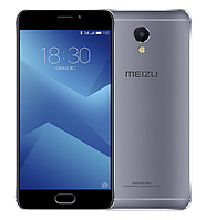 "Смартфон Meizu M5 Note 3/32Gb Grey, 13/5Мп, 4000mAh, экран 5.5"" IPS, 2sim, GPS, 4G, Helio P10, 8 ядер, фото 1"