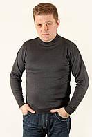 Свитер мужской полировка LONN антрацит Размеры M L