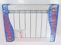 Радиатор отопления в частный дом и в квартиру MIRADO 500/96
