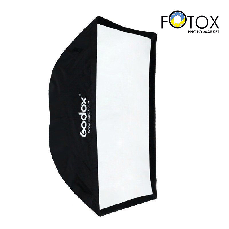 Софтбокс Godox 60 х 90 см. для накамерной вспышки, зонтичного типа