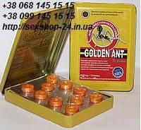 Препарат для потенции Golden Ant Оригинал, золотой муравей капсулы таблетки