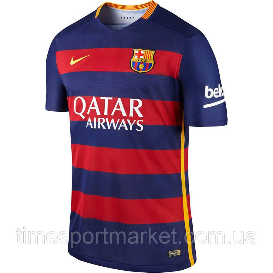 Форма Барселона домашняя 2015 - 2016