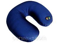 Массажная подушка Подковка, подушка для путешествий