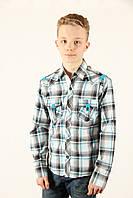 Рубаха рубашка Thomas 510 голубой Размеры S