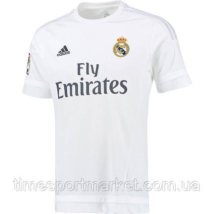 Форма Реал Мадрид домашняя 2015 - 2016 Роналдо (в наличии размер L), фото 2