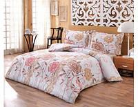 Комплект постельного белья ранфорс  Arya полуторный размер  Fiona