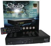 Тюнер Satcom 4170 HD Combo AC3 (CA S2 + T2)
