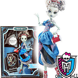 Monster High  Монстер Хай Френки Штейн Страшные Сказки Frankie Stein Scary Tales