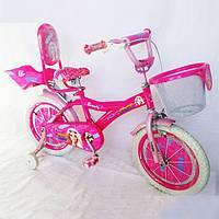 """Велосипед """"BEAUTY-16"""" розовый, 16 дюймов"""