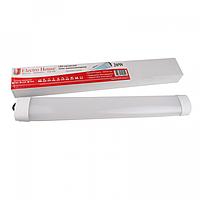 Светодиодный LED светильник ПВЗ 40W 6500К 3200Lm IP65 1210мм*65мм промышленный герметичный
