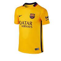 Форма Барселона выездная 2015 - 2016