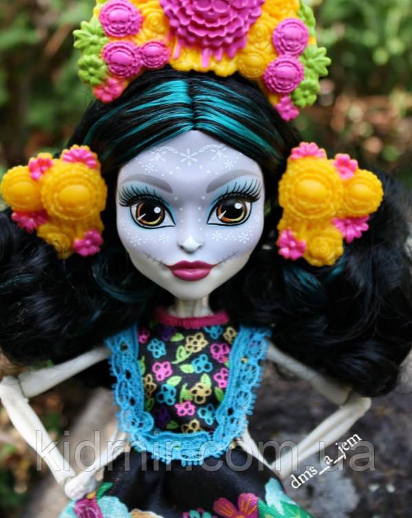 Кукла Монстер Хай Скелита Калаверас Коллектор коллекционная Monster High Skelita Calaveras