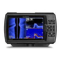 Эхолот Fishfinders/GPS Garmin Striker 7sv