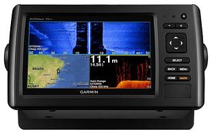 Chartplotter/Sonar Garmin echoMAP 72sv без датчика