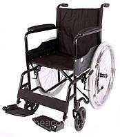 Складная инвалидная коляска «Economy» OSD-ECO1 + насос в комплекте