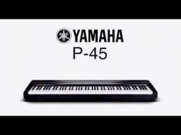 Цифрове піаніно Yamaha P-45