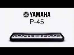Цифровое пианино Yamaha P-45
