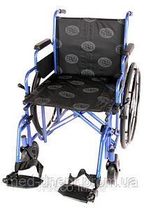 Усиленная коляска «MILLENIUM HEAVY DUTY» OSD-STB2HD-60 (ширина 60 см)